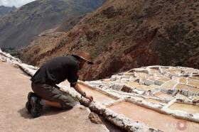 Maras Salt Mine