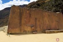 Ollantaytambo Temple of the Sun