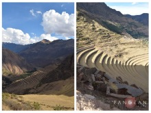 Ancient Town of Pisac Underground