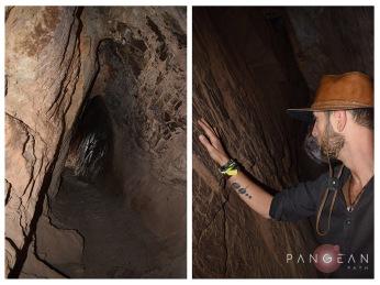 Ancient Town of Pisac Underground