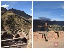Pisac Inca Town