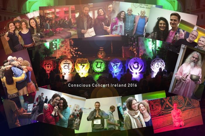 Conscious Concert Ireland 2016